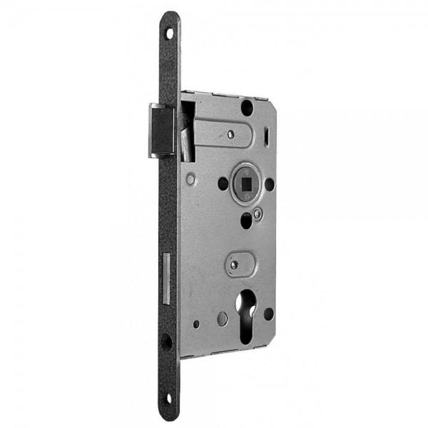 Einsteckschloss Einstemmschloss Profilzylinderschloss Türschloss DIN 8/72mm