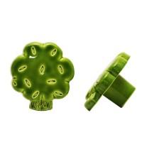 Möbelknopf Schrankknopf;Kinderzimmerknopf Modell Grüner Baum