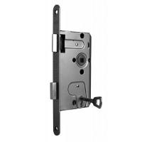 Buntbartschloss mit Schlüssel Einsteckschloss DIN 8/72mm Einstemmschloss Buntbart