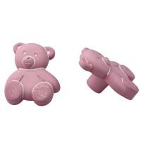 Möbelknopf Schrankknopf Kinderzimmerknopf Schubladenknopf Modell Bär