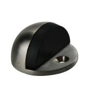 Türstopper massiv echt Edelstahl Puffer in schwarz Türpuffer Türstopper
