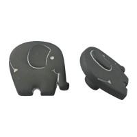 Möbelknopf Schrankknopf Kinderzimmerknopf Modell Elefant