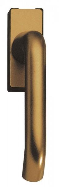 Aluminium Rasterolive Modell 4038 Ausführung F4 bronzeeloxiert Fenstergriff
