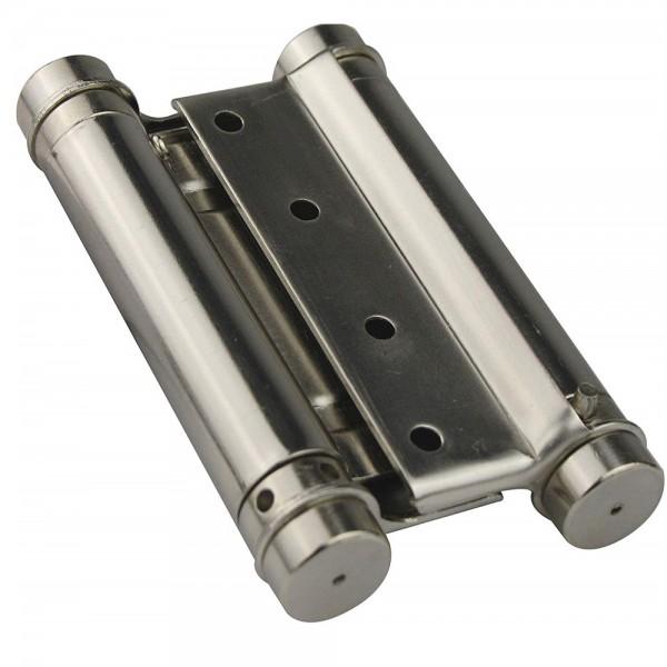 Pendeltürbänder Scharnier Türband Paar Messing 75mm verschiedene Ausführungen