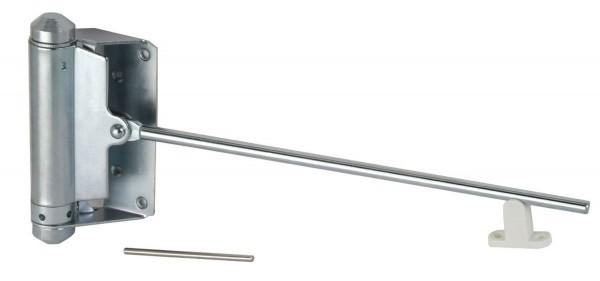 Stangentürschliesser Universal Türschliesser Eisen verzinkt Türblatt bis 40 kg