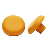 Möbelknopf Schrankknopf Kinderzimmerknopf Modell Gelber Pilz